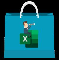 Loja Função Excel